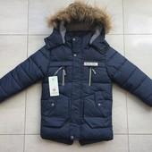 Куртка детская Зима Возраст:5-9 лет