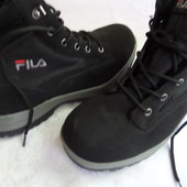 Ботинки Fila  оригинал размер 44-45 длина стельки-29 см