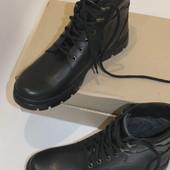 Ботинки  кожа натуральная зима , с 40-45р.