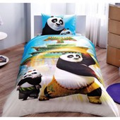 Постельное белье Tac Disney - Kung Fu panda movie 160*220 подростковое