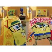 Постельное белье Tac Disney - Sponge Bob Academics 160*220 подростковое 554