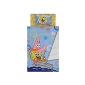 Постельное белье Tac Disney - Sponge Bob Boat 160*220 подростковое  572