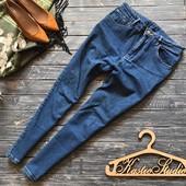 Идеальные джинсы бойфренды Asos на высокой талии р-р Л