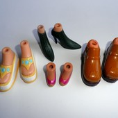 Обувь для кукол Bratz братц