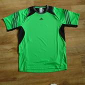 футболка Adidas р S , оригинал , сделана в Индонезии climacool состояние новой длина 72 см, ширина 5