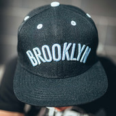 Снепбек Liberty - Brooklyn Nets, Black