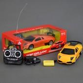 Машина 688-2 (48/2) 2 цвета, р/у, аккум, в коробке