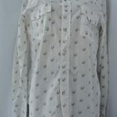 Фирменна мужская рубашка Размер L.