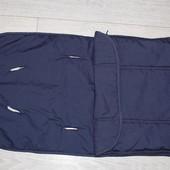 Накидка на ножки конверт чехол Спальный мешок в коляску