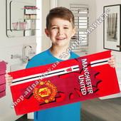 Полотенце Манчестер Юнайтед 35*75 см (2256)
