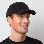 Стильная мужская флисовая кепка Тсм Tchibo, размер универсальный