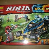 Конструктор Ниндзяго 10582