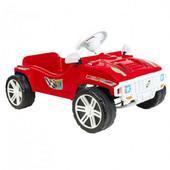Машинка Педальная красная  792