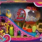 Домик для пони с горкой свет звук My Little Pony 729 май литл пони