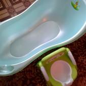 Ванночка и горшок