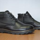 Самая качественная зимняя мужская обувь Belvas 40-45