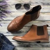 Мужские ботинки-челси Kurt Geiger из состаренной кожи оригинального оттенка  SH4048