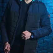 Фирменные мужские куртки осень-европейская зима.