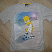 Футболка на 11-12 лет Rebel