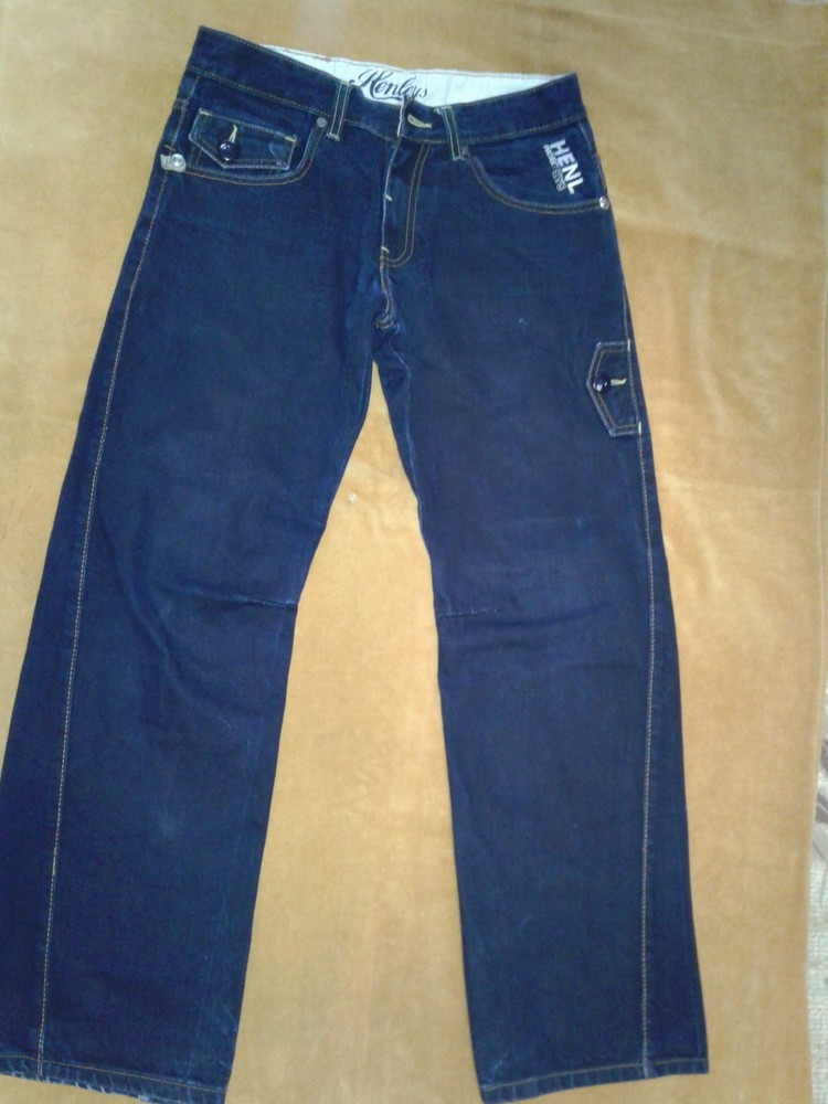 Мужские джинсы Henleys. Р 32. фото №1