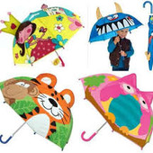 Зонтики 3D герои, огромный выбор в наличии, Акция!!!