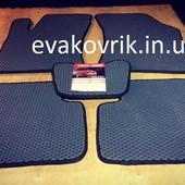 Автомобильные коврики EVA от компании Evakovrik! Удерживают воду!