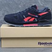 Зимние мужские кроссовки  3346 Reebok Classic