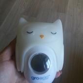 Детский термометр Gro-Egg c накладкой