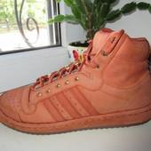Кожаные кроссовки Adidas 44 р. Оригинал