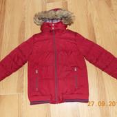 Демисезонная куртка J Jeans для мальчика 7-8 лет, 122-128 см