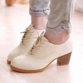 Ботинки туфли ботильоны оксфорды Италия оригинал Bata ( кожа)