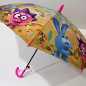 """Детский зонт на 8 спиц от фирмы """"Flagman"""""""