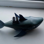 Lego duplo акула оригинал