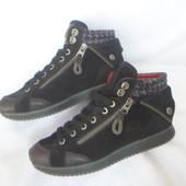 Lumberjack оригинальные кожаные ботинки 37