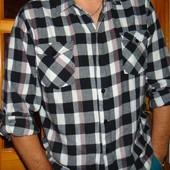 Стильная брендовая рубашка Sedarwood State л-хл .