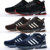 Кроссовки зимние Adidas Neo Winter, на меху, р. 41-44, код fr-5420