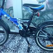 Велосипед детский Flash pride на 4 7 лет