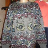 свитер 54р.