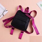 3-136 Молодежный рюкзак / для учебы / Стильный / Вместительный / женский рюкзак / детский