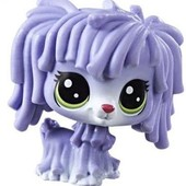 Собачка Пет шоп от Hasbro Maddy Morton Littlest pet shop собака стоячка