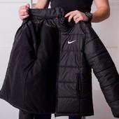 Спортивная куртка Nike парка