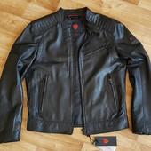 "Кожаная куртка Strellson (Швейцария) 48р.""M"""