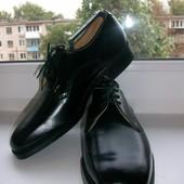 Туфли мужские натуральная кожа Sheriff р.41.5