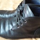 Кожаные ботинки Tommy Hilfiger оригинал р.46-29.5см