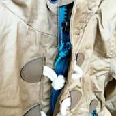 куртка ветровка дождевик 2-3 года Франция