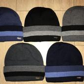 Мужская теплая шапка