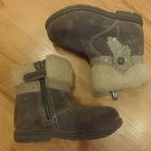 Ботинки chicco, размер 19