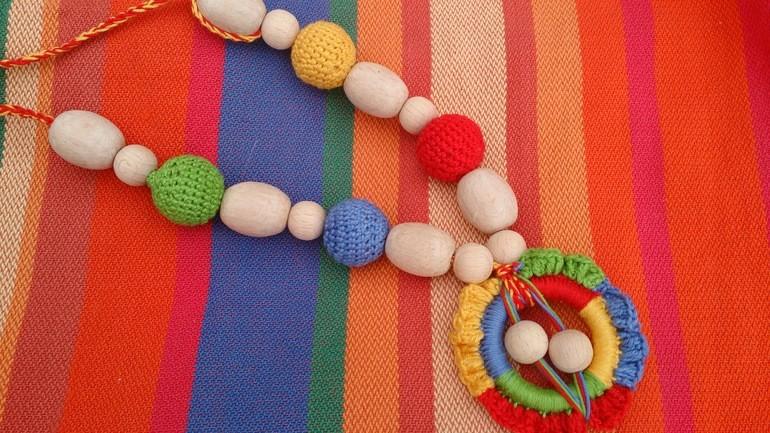 Didymos слинг шарф, самой позитивной расцветки). В идеале фото №1