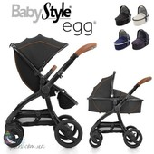 Универсальная коляска Baby Style Egg 2 в 1