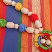 Didymos слинг шарф, самой позитивной расцветки). В идеале